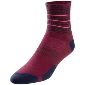 PEARL iZUMi Elite Cycling Socks Men red
